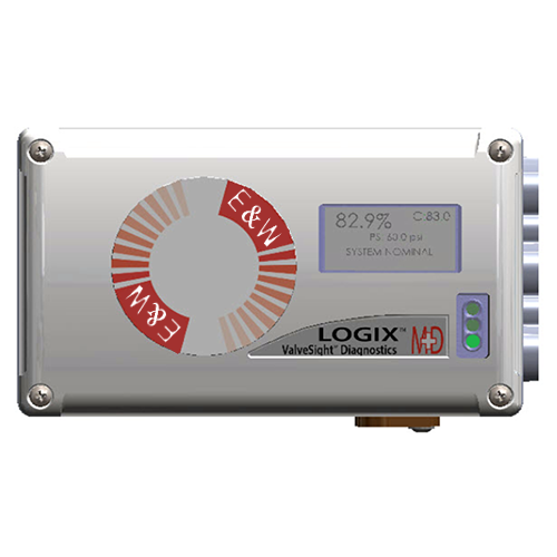 DIGITAL POSITIONERS - LOGIX 520 MD+