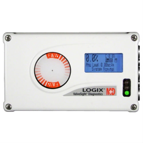DIGITAL POSITIONERS - LOGIX 510SI