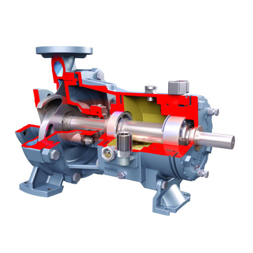 CHEMICAL PROCESS PUMPS - ANSI, ISO