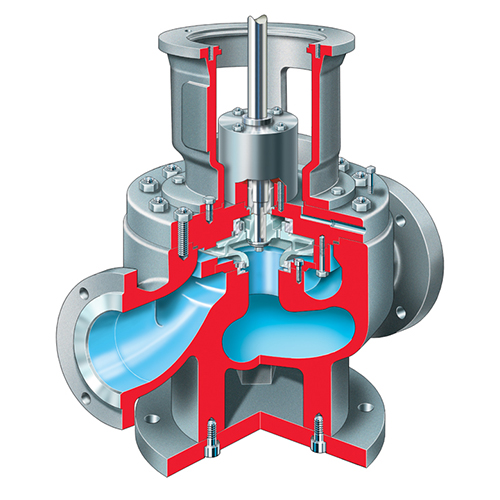 API PROCESS PUMPS - PVML