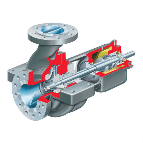 API PROCESS PUMPS - HPX